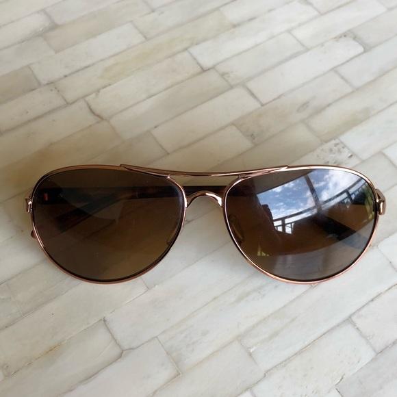 f46c6f6d781 Oakley Tie Breaker Women s Polarized Sunglasses. M 5adbd1a35521be8f6909ea2e